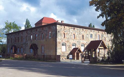 Янтарный замок