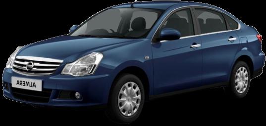 Аренда Nissan Almera