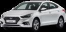 Hyundai Solaris АКПП в аренду